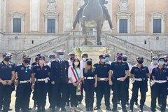 COMUNE DI ROMA, SETTORE PROSSIMITÀ DELLA POLIZIA LOCALE, AL VIA UNITÀ DI ASCOLTO SUL TERRITORIO