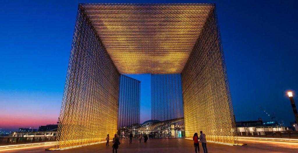 LA REGIONE LAZIO NEL PADIGLIONE ITALIA A EXPO 2020 DUBAI